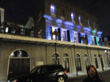 The Lalaurie Mansion in New Orleans, LA