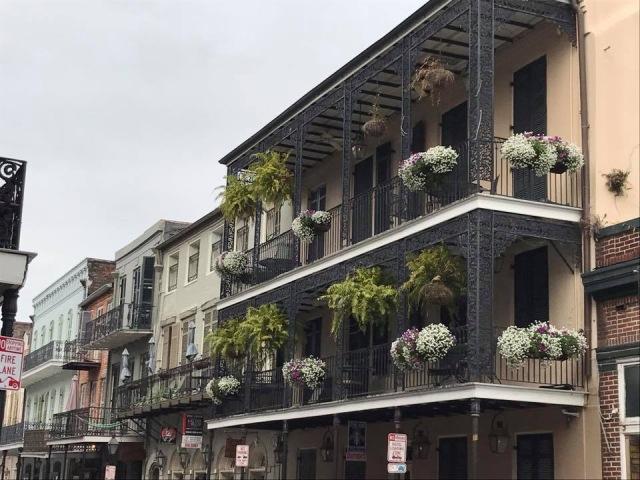 A street in New Orleans, LA