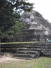 More Mayan Ruins in Costa Maya.