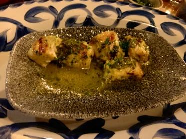 Grilled swordfish at Maydan in Washington, D.C.