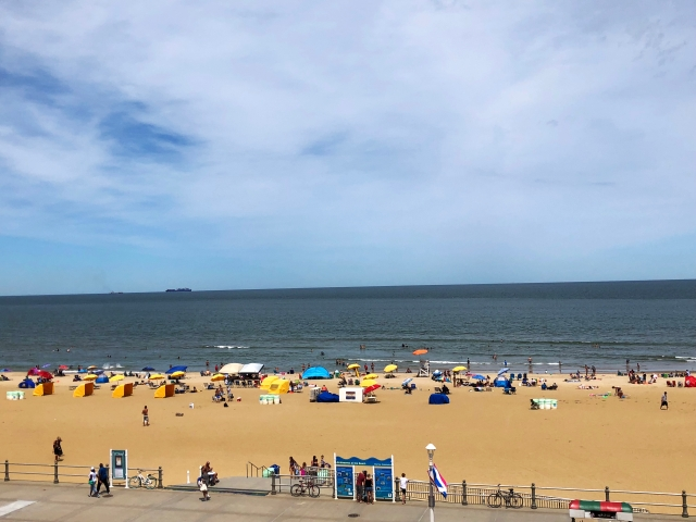 A view of Virginia Beach, VA