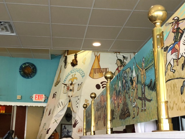 Inside of Pocahontas Pancake House in Virginia Beach, VA
