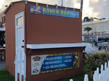 The Boner Bar in Bermuda