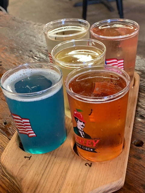 Cider from Buskey Cider in Richmond, Virginia