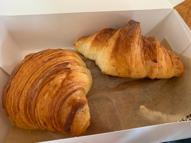 Croissants from Sub Rosa Bakery in Richmond, Virginia