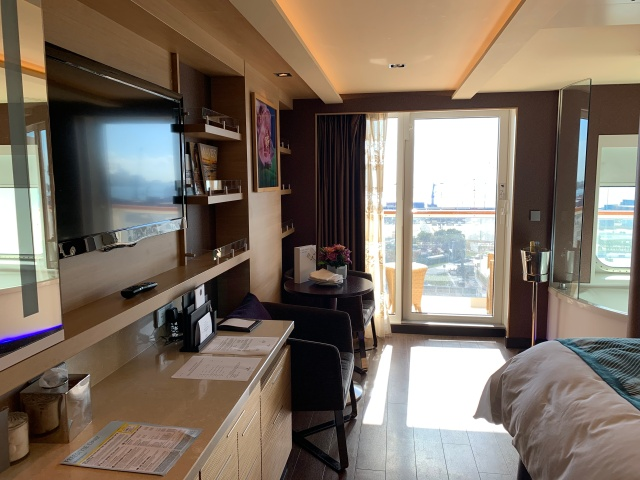 Inside a Haven Spa Suite on the Norwegian Getaway Cruise Ship